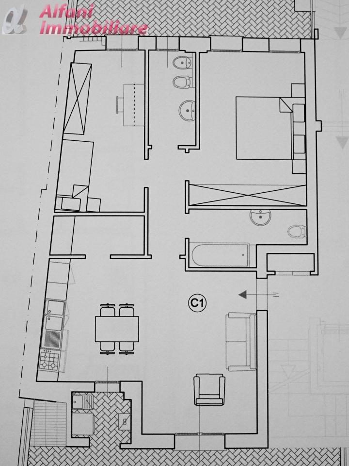 Appartamento BIBBIENA 399C