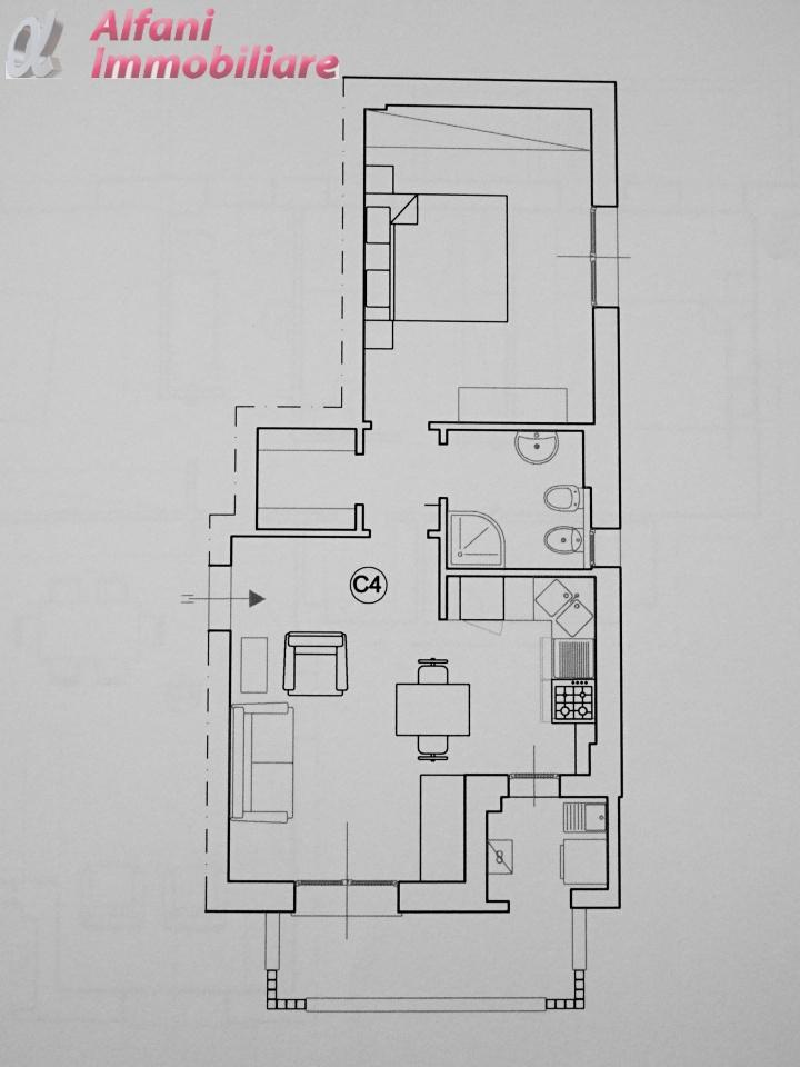 Appartamento BIBBIENA 402C