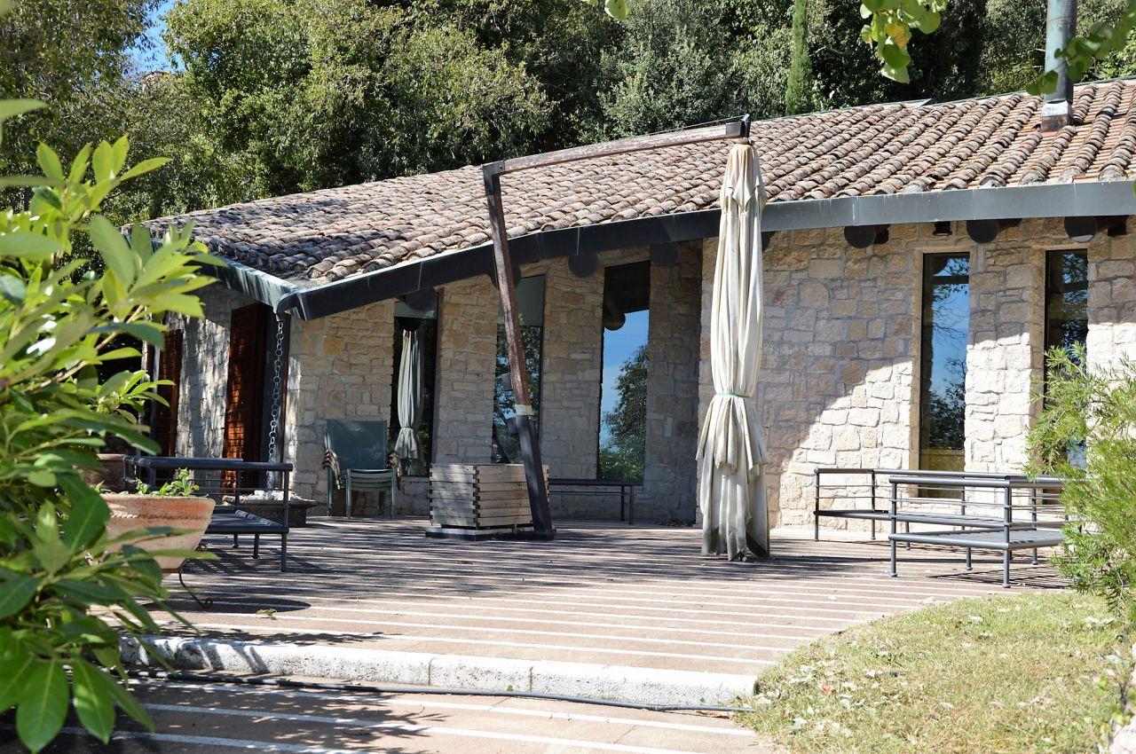 Villa singola MANCIANO TI-600