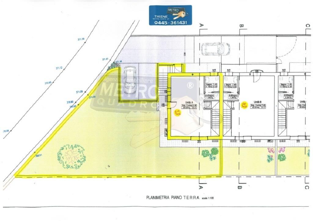 Villa a schiera SALCEDO R/3482