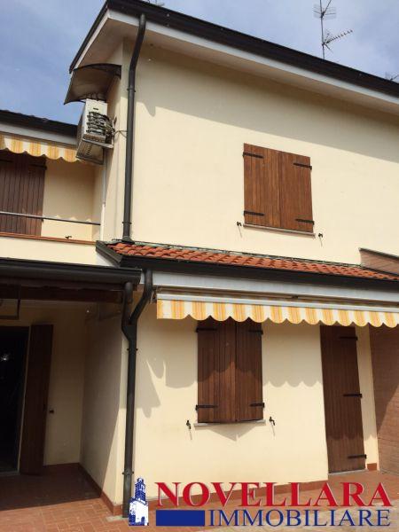 Villa a schiera NOVELLARA RN2-288