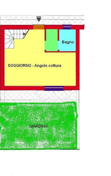 Villa a schiera MASSA VSC466