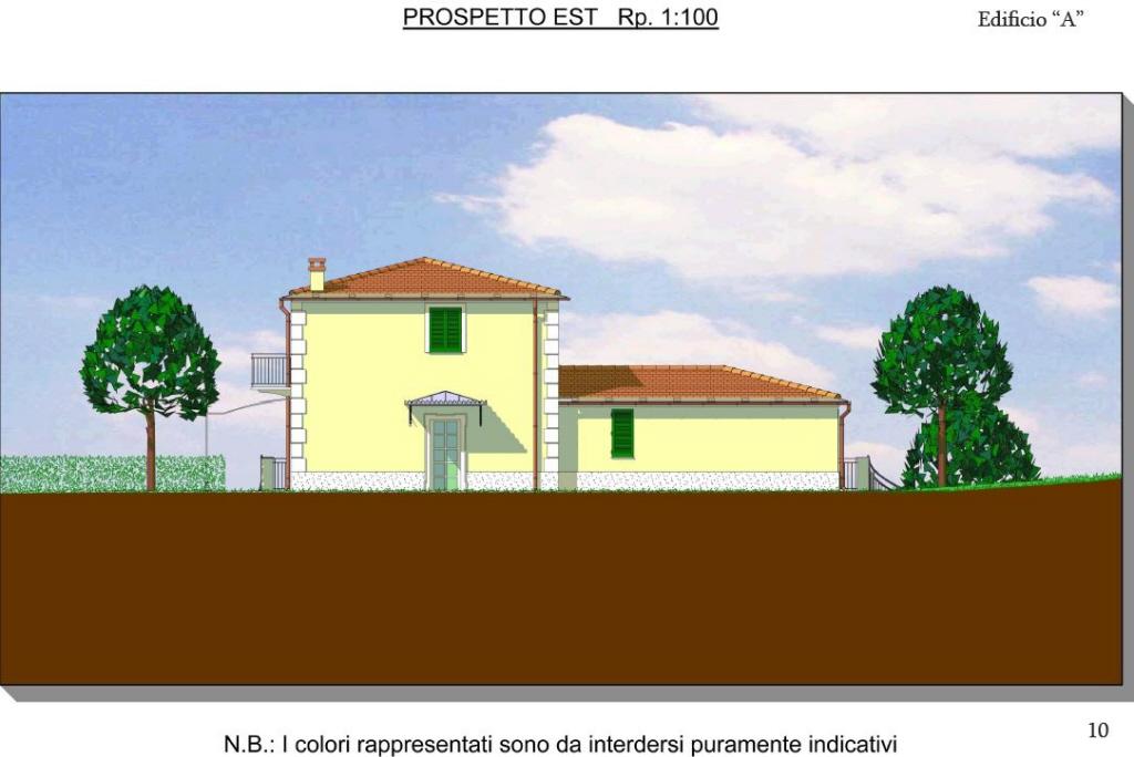 Villa singola IMPERIA R/110