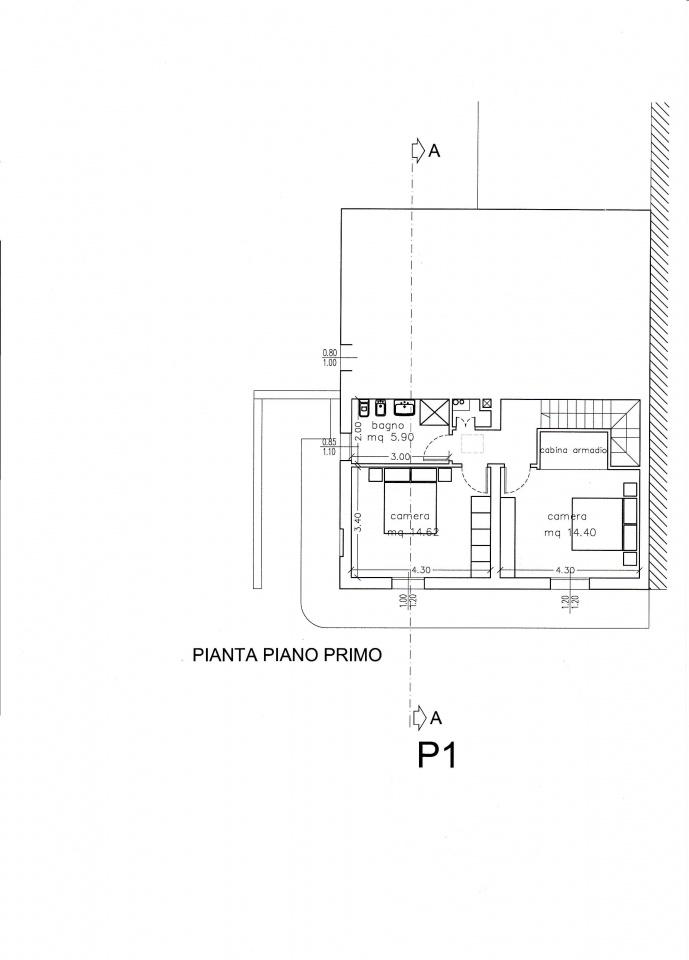 Terratetto GAMBASSI TERME G 103/B