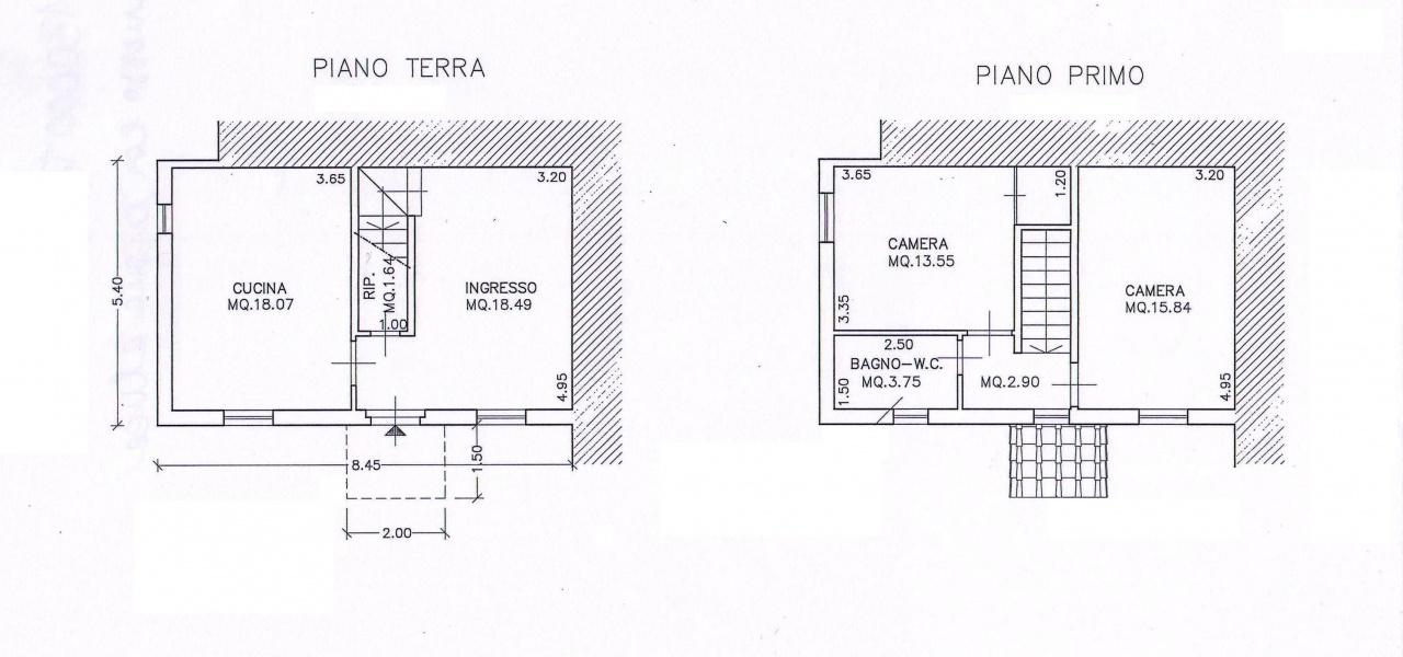 Terratetto GAMBASSI TERME G 104