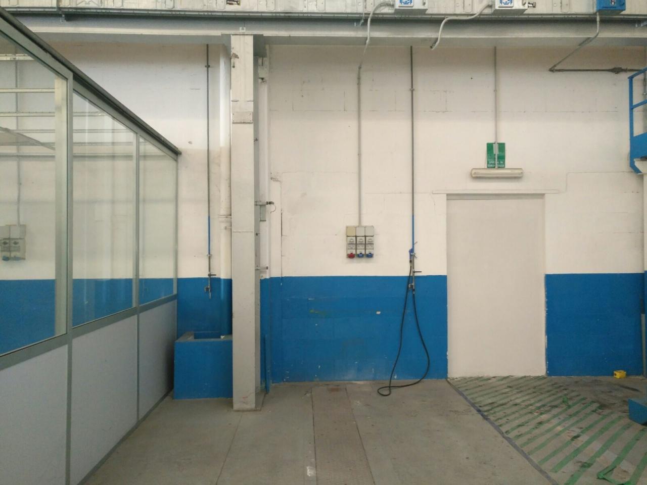 Capannone Industriale ORBASSANO GP81