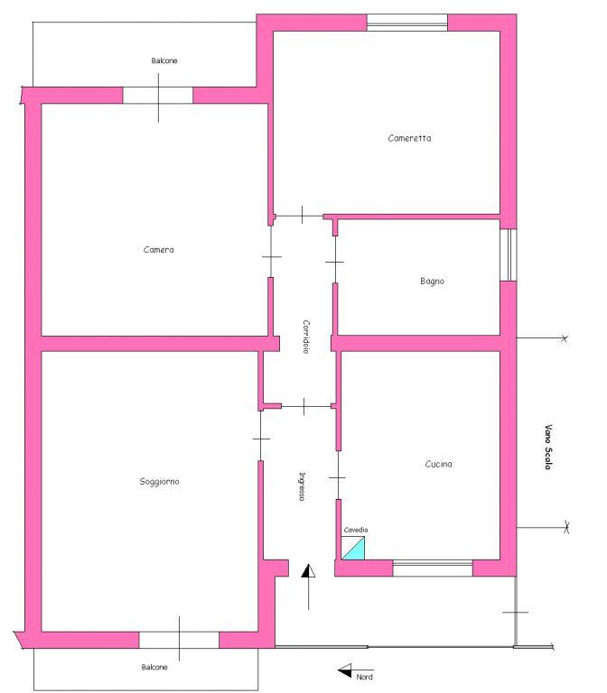 Appartamento MASSA MARITTIMA 434