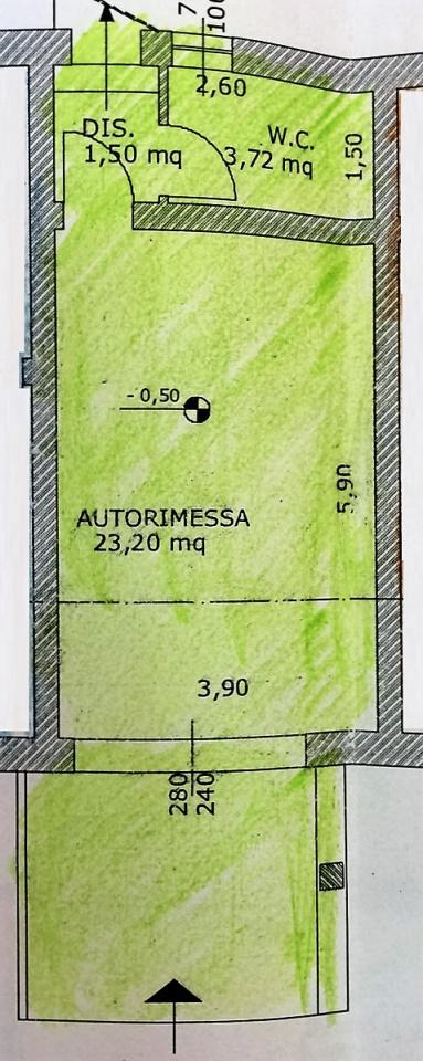 Appartamento CAMPIGLIA MARITTIMA 539
