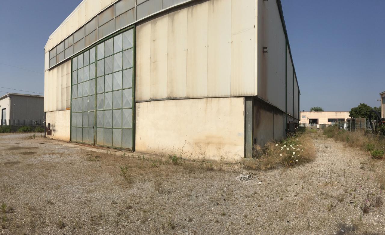 Capannone Industriale in Vendita PIOMBINO