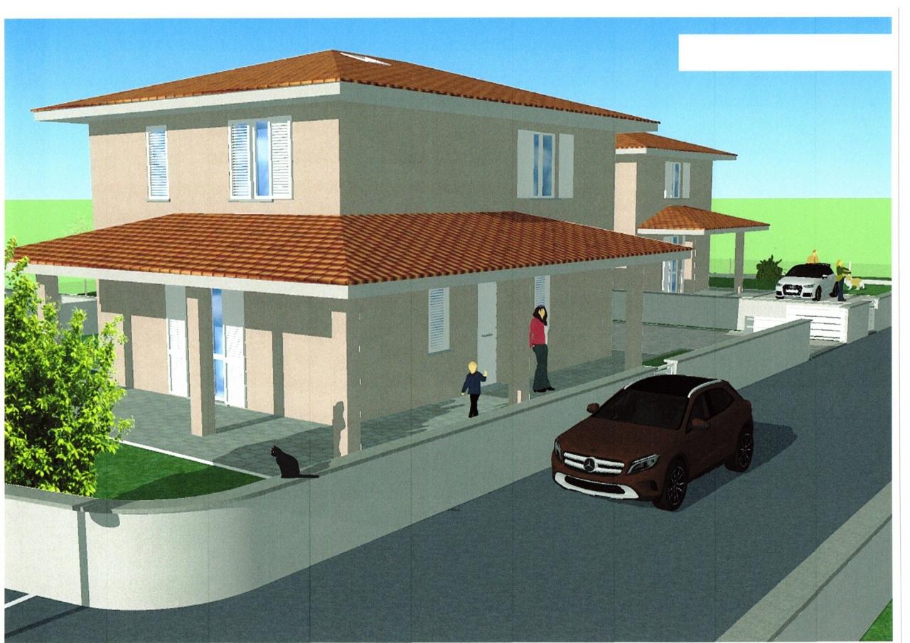 Villa singola CAPANNORI BRC/SI.226