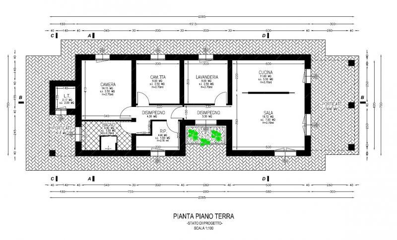 Villa o villino CHIESINA UZZANESE 2134