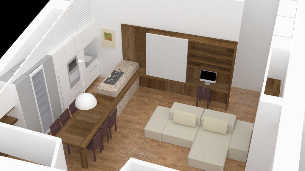 Appartamento MONTECARLO 3021