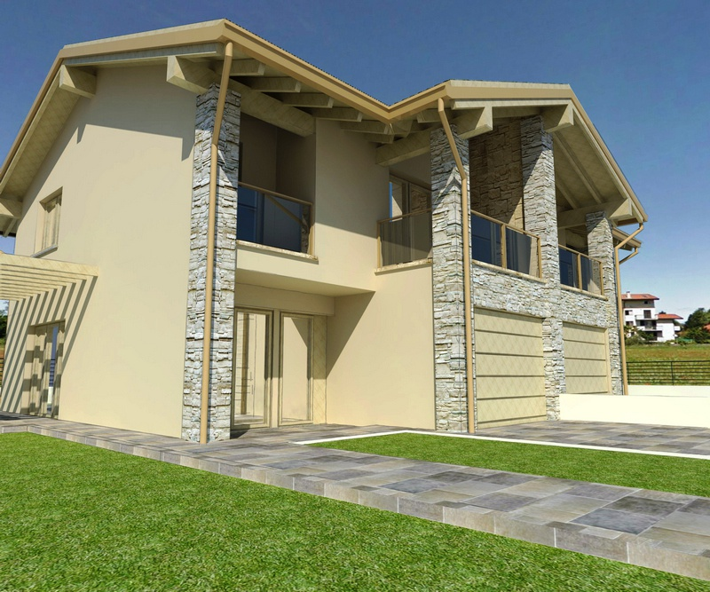 Vendita Villa bifamiliare MANERBIO