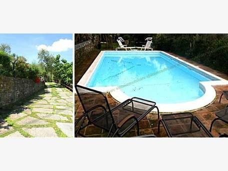 Villa singola SANTA MARGHERITA LIGURE AFFVILLASML
