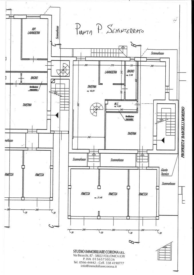 Appartamento MASSA MARITTIMA E36