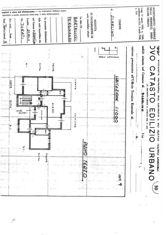Appartamento SCARLINO S3