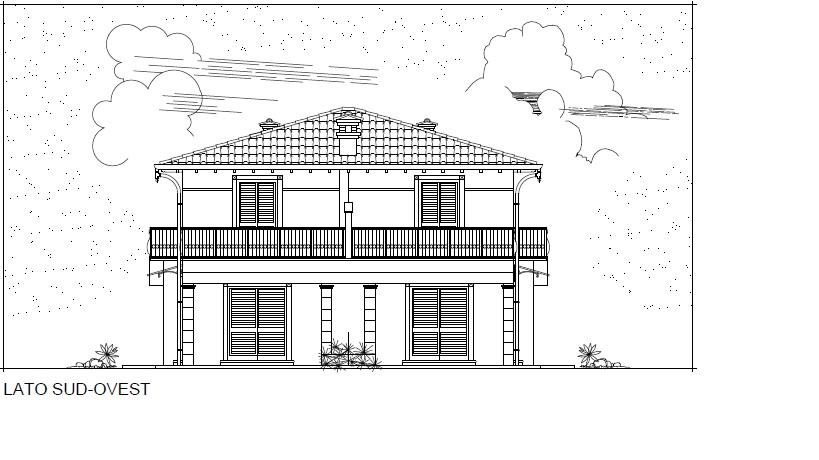 Villa bifamiliare SERAVEZZA PV021