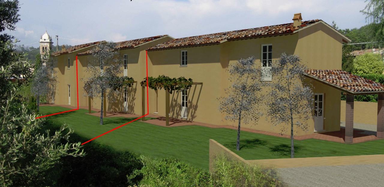Villa a schiera CAPANNORI 02060