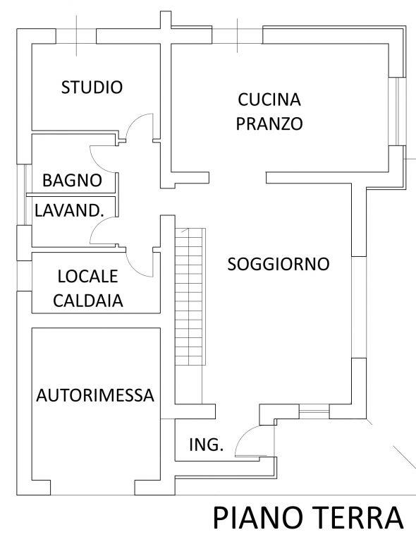 Villa singola CAPANNORI 01708