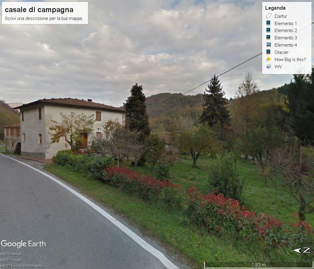 Rustico/Casale/Corte PESCAGLIA 01810