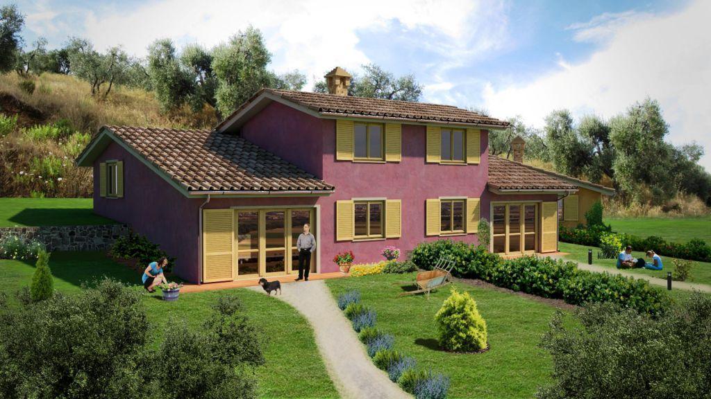Villa o villino GROSSETO CA.SE.B3