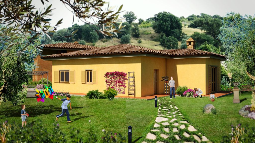 Villa o villino GROSSETO CA.SE.C1