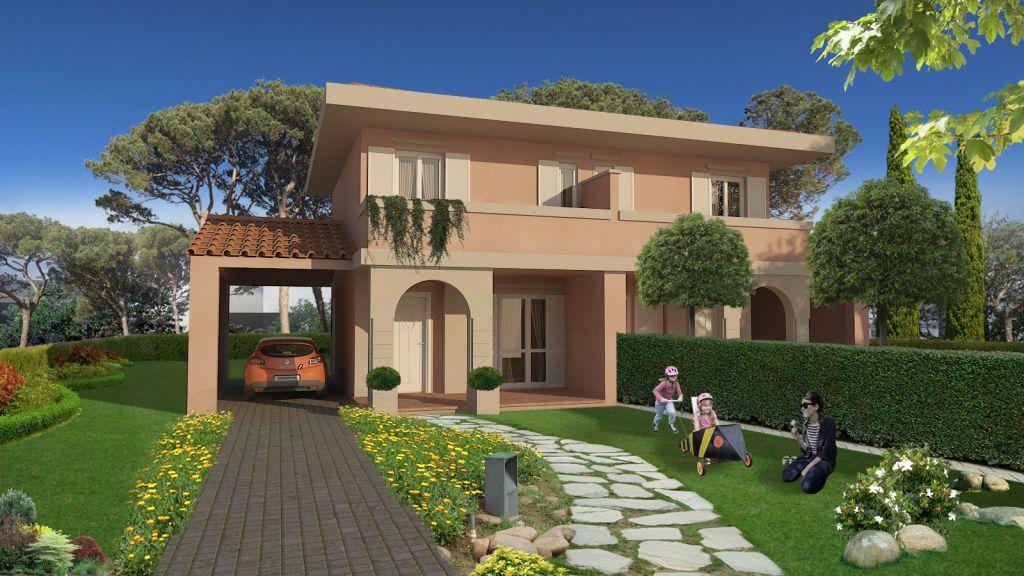 Villa bifamiliare in Vendita GROSSETO