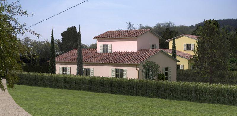 Villa singola CAPANNORI 98