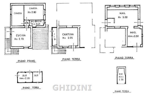 Rustico/Casale/Corte MAGLIANO IN TOSCANA 1665.267M