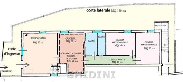 Appartamento SCANSANO 1882.320M