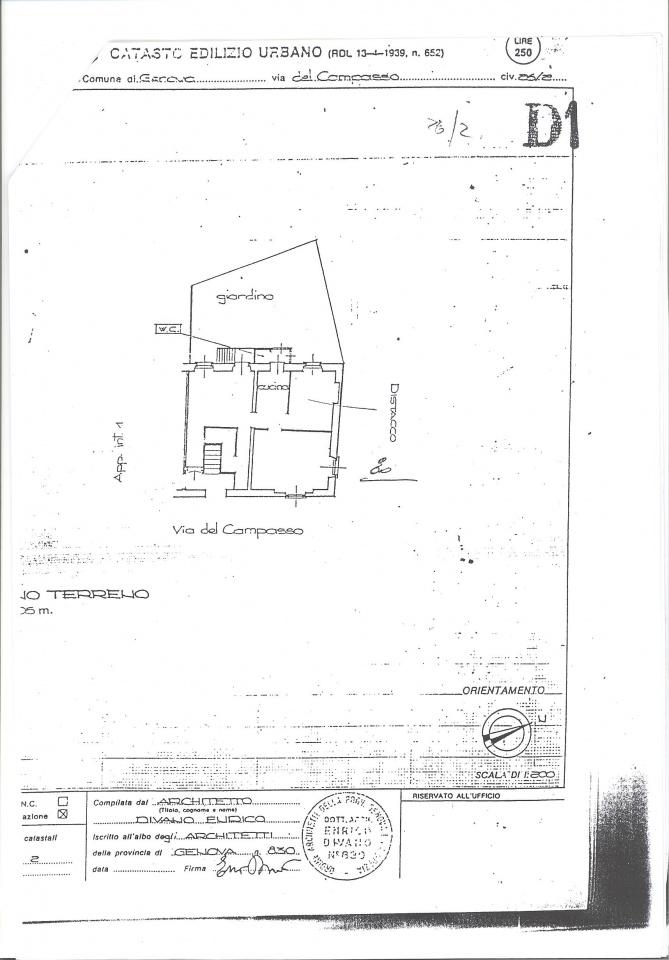 Vendita Stabile/Palazzo GENOVA