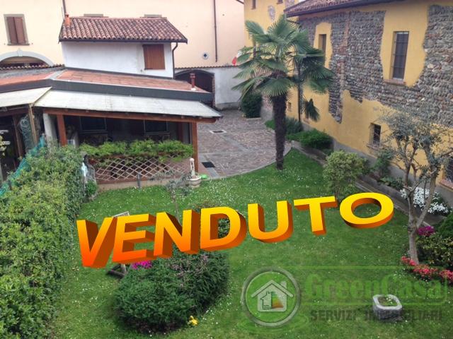 Casa Semindipendente in Vendita COLOGNO AL SERIO