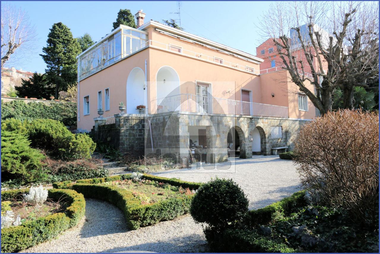 Vendita Villa singola TRIESTE