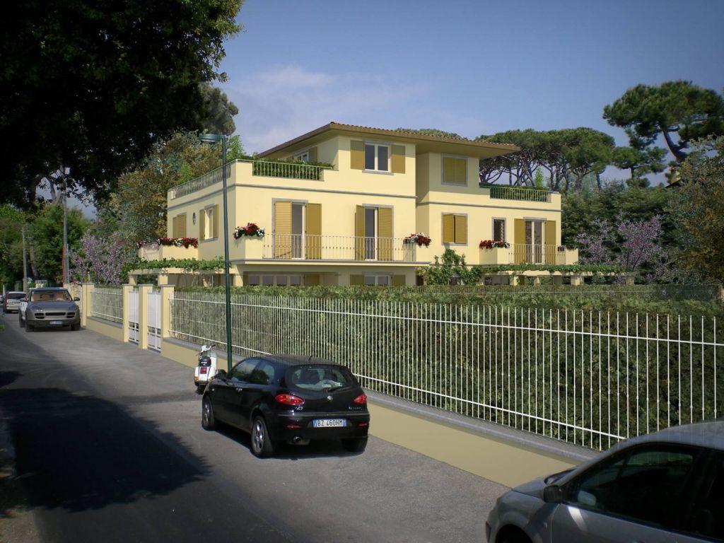 Villa bifamiliare in Vendita FORTE DEI MARMI