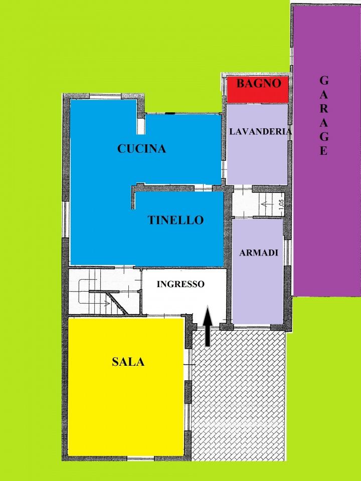 Casa Indipendente in Vendita VIAREGGIO