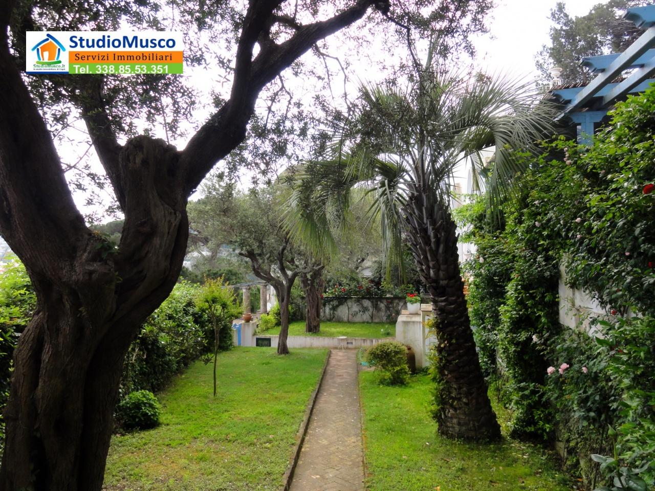 Villa singola in Vendita CAPRI