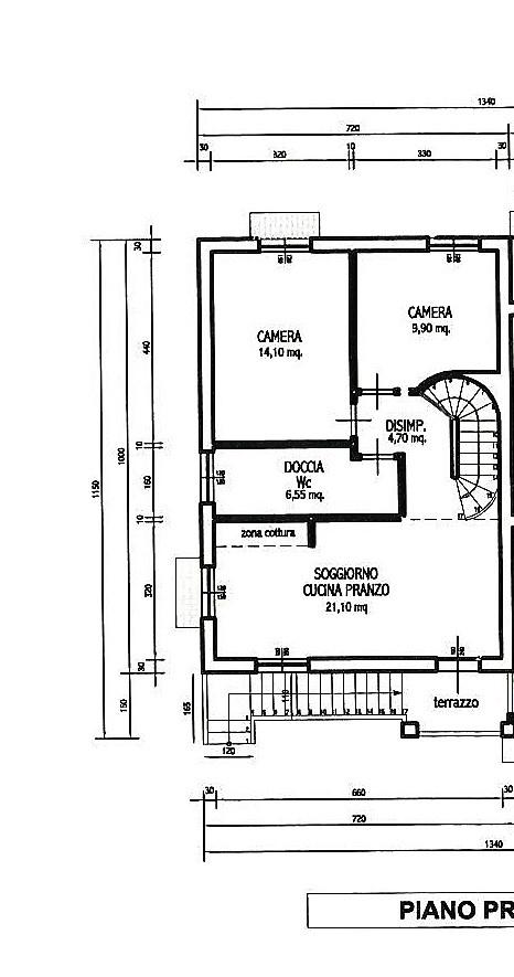 Appartamento SAN MINIATO V097