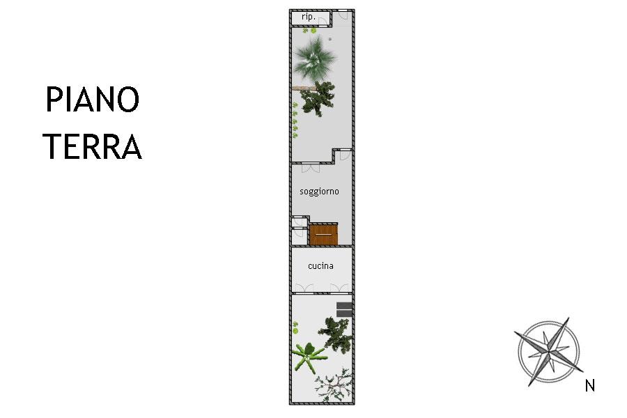 Villa a schiera SIENA R/4402