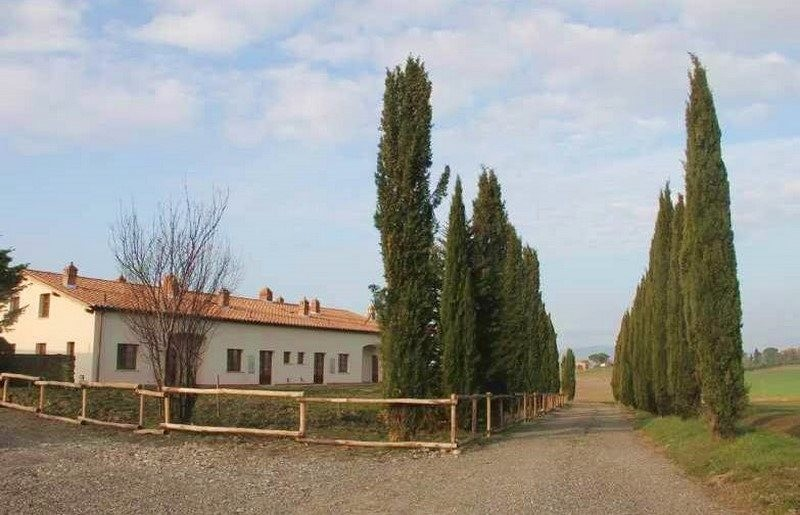 Casa Semindipendente PIENZA APX420
