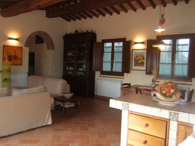 Casa Semindipendente ASCIANO V537
