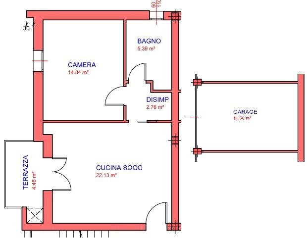 Appartamento VOLPAGO DEL MONTELLO PL81