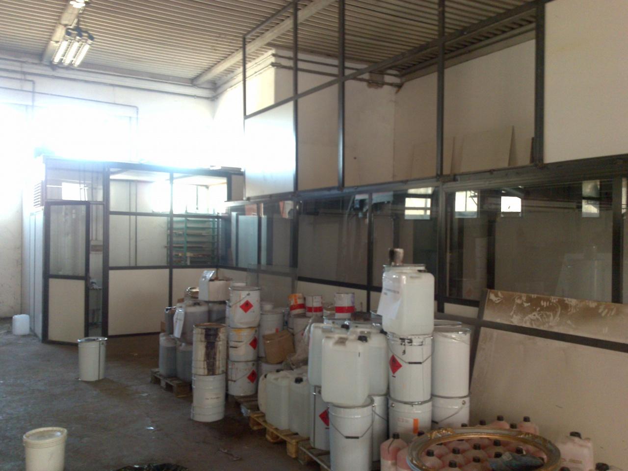 Capannone Industriale TAVARNELLE VAL DI PESA C0001