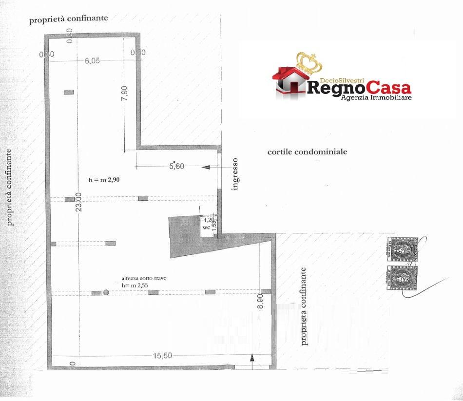 Locale Commerciale in Vendita TORRE DEL GRECO