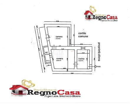 Appartamento CASORIA 334554 VICOLO II MAR