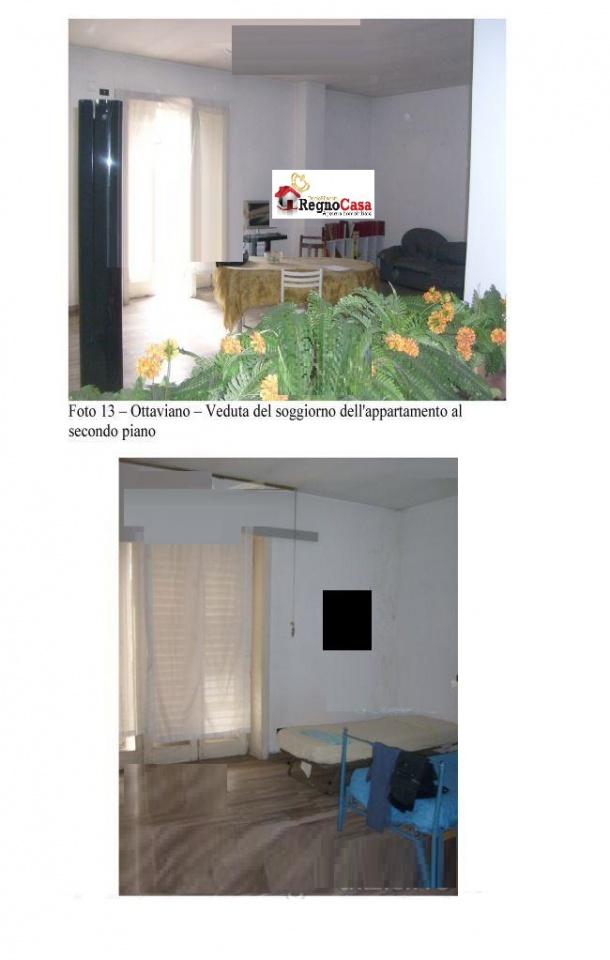 Appartamento OTTAVIANO VIA FERROVIA DELLO S