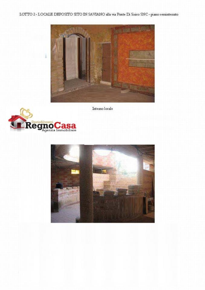 Magazzino SAVIANO 415395 VIA PONTE DI