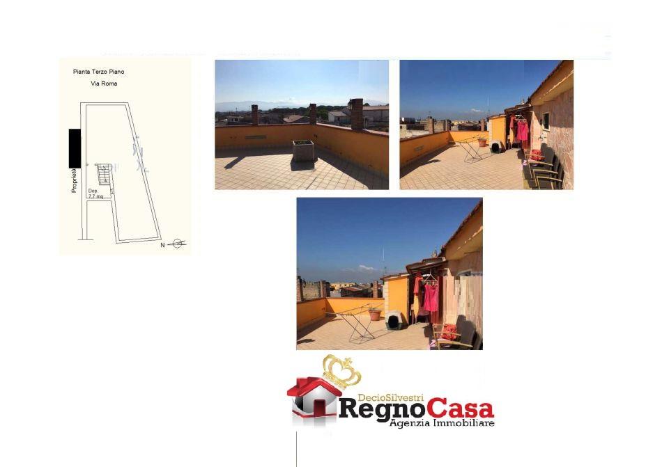 Appartamento CASTELLO DI CISTERNA 395255 VIA ROMA