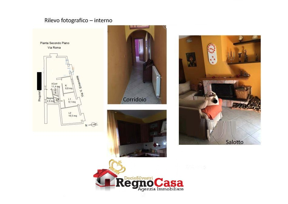 Vendita Appartamento CASTELLO DI CISTERNA