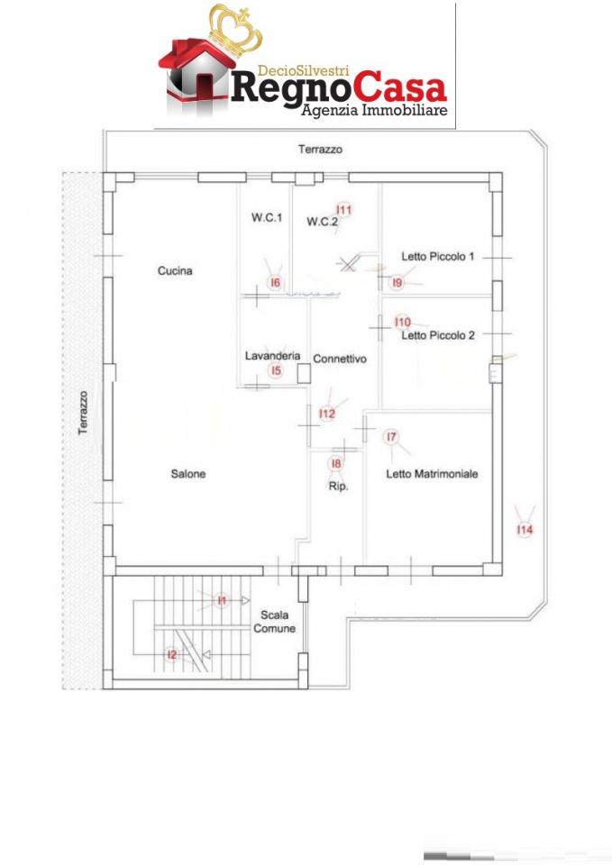 Appartamento SAN FELICE A CANCELLO 426624 VIA LARGO LAG