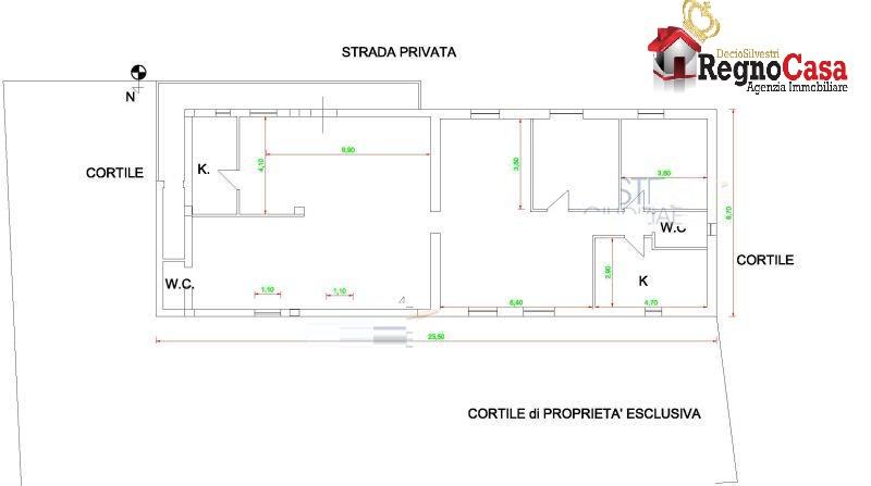 Appartamento MONDRAGONE 1454896 LOCALITA' CA